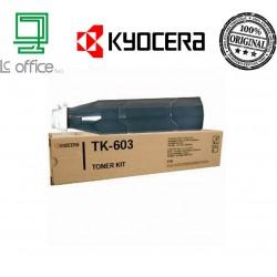 KYOCERA TK 603 30k TONER ORIGINALE