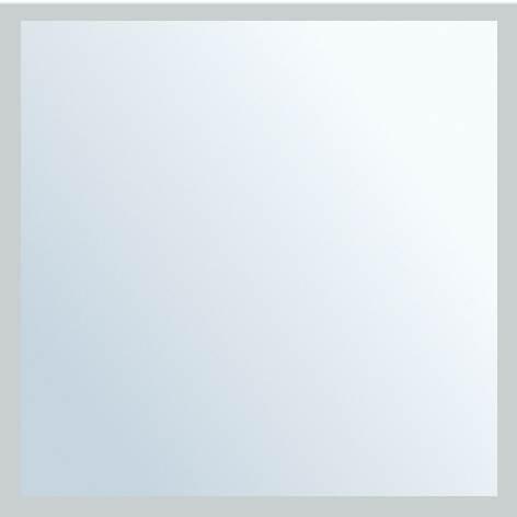 Vetro Satinato Temperato + Alluminio