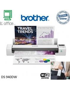 Scanner Brother DS-940DW scanner portatile wifi