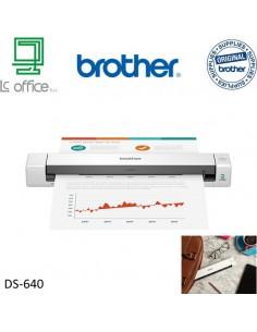 Scanner Brother DS-640 scanner compatto portatile