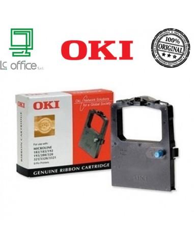 Nastro. Oki 100/300 series - 9 Pin (3 millions characters) 09002303