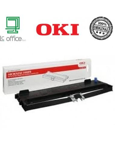 Nastro. Oki CART NERO PER ML-5100FB Cartucce X Stampanti Aghi 43821103