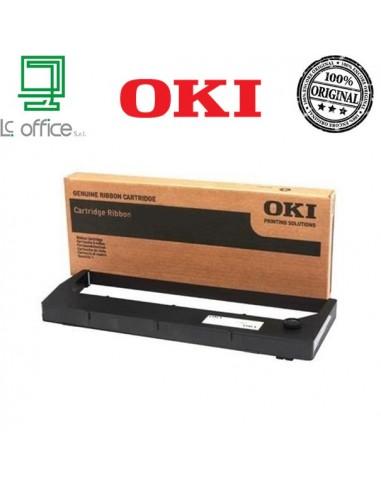 Nastro. Oki CART NASTRO NERO PER MX CF 4 PZ Cartucce X Stampanti Aghi 09005660