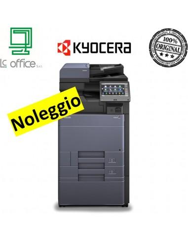 Noleggio stampante multifunzione 25 pagine al minuto Kyocera 2553ci
