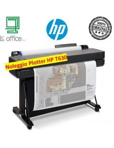 Noleggio Plotter Designjet T630 24 A1 con supporto