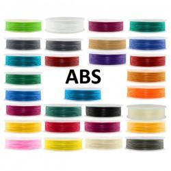ABS filamenti 3D 700 gr