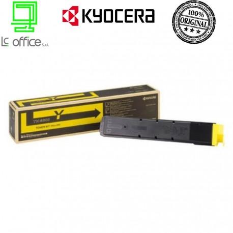 TONER ORIGINALE KYOCERA TK-8505 Y