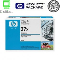 TONER ORIGINALE HP NERO C4127X