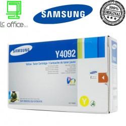 Toner ORIGINALE Samsung GIALLO Y4092S/ELS