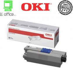 Toner ORIGINALE OKI Black 44469803