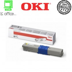 Toner ORIGINALE OKI Yellow 44469704