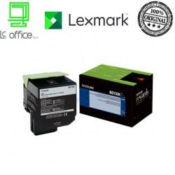 LEXMARK TONER  80C2XK0 NERO