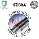 Metal Detection System Distruggi Documenti Kobra