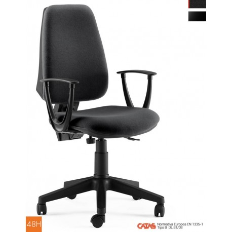 Poltrona sedia certificata MASHA