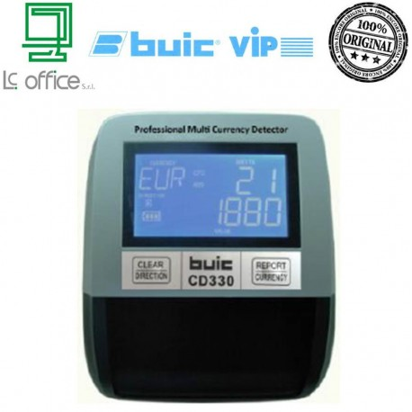 Verificatore BUIC CD 330