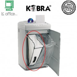 Sacco in tessuto distruggi documenti kobra 400 HS COMBI e 400 HS-6 COMBI