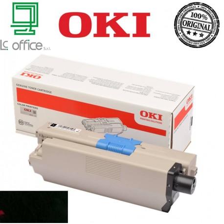 Toner ORIGINALE OKI Black 4608716
