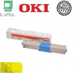 Toner ORIGINALE OKI Yellow 46508713