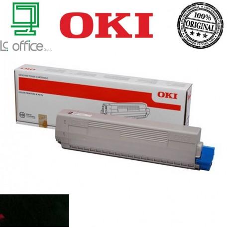 Toner ORIGINALE OKI Black 46508712