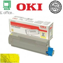 Toner ORIGINALE OKI Yellow 46508709