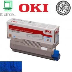 Toner ORIGINALE OKI Cyan 46508711