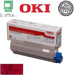 Toner ORIGINALE OKI Magenta 46508714
