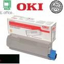 Toner ORIGINALE OKI Black 46490404