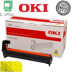 Drum EP ORIGINALE OKI yellow 46484105