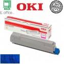 Toner ORIGINALE OKI Cyan 46490403