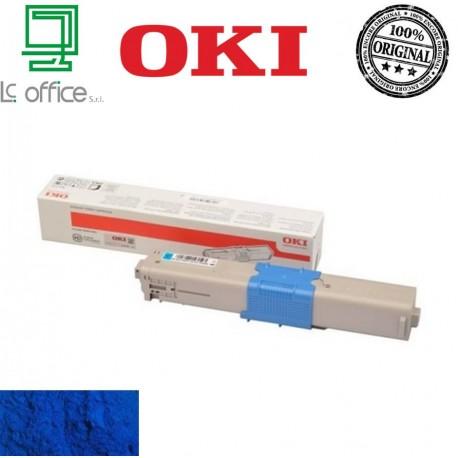 Toner ORIGINALE OKI Cyan 46508715