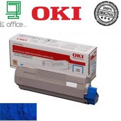TONER ORIGINALE OKI cyan 46443103