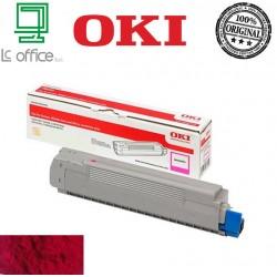 TONER ORIGINALE OKI magenta 46443102