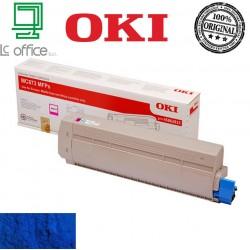 Toner ORIGINALE OKI Cyan 45862816