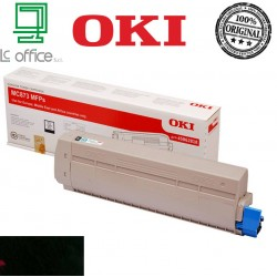 Toner ORIGINALE OKI Black 45862818