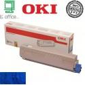 Toner ORIGINALE OKI Cyan 45862839