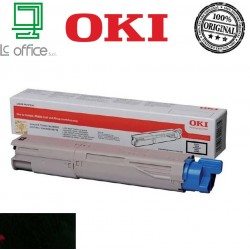 Toner ORIGINALE OKI Black 45862840