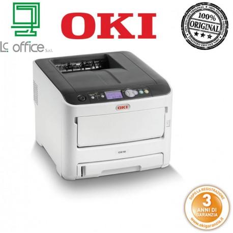 Stampante laser Colore A4 OKI C612dn 46406002