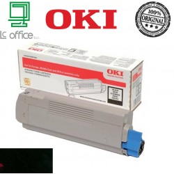 Toner Oki originale Nero 46507616