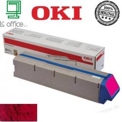 Toner Oki originale magenta 45536414