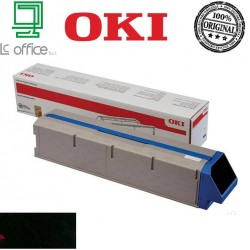 Toner Oki originale black 45536416