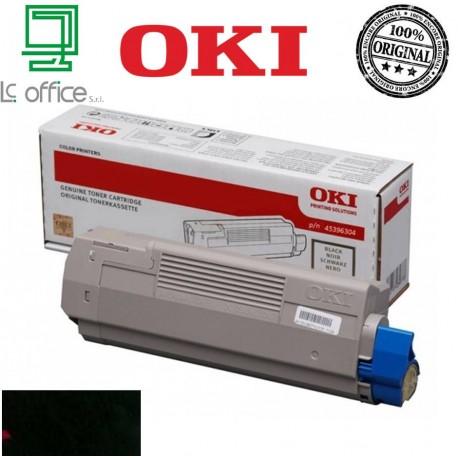Toner OKI originale  nero 45396304