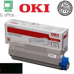Toner originale OKI Black 45396204