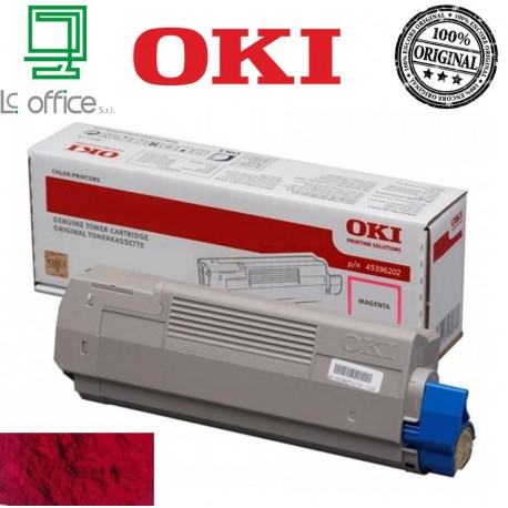 Toner originale OKI Magenta 45396202