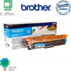 Toner originale Brother TN241C