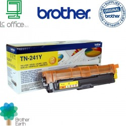 Toner originale Brother TN241Y