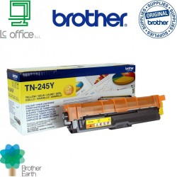 Toner originale Brother TN245 giallo