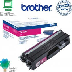 Toner originale Brother TN423M magenta