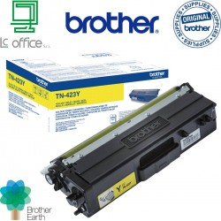 Toner originale Brother TN423Y giallo