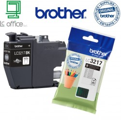 Cartucce originale Brother LC3217BK