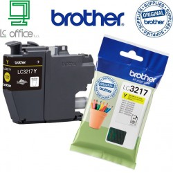 Cartucce originale Brother LC3217Y